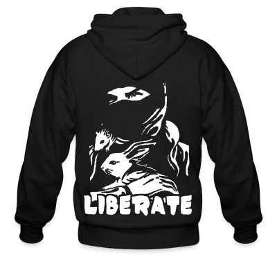 Sweat zippé Liberate