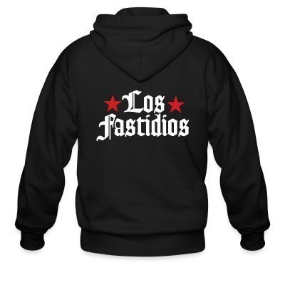 Sweat zippé Los fastidios