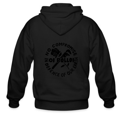 Oi Polloi - No compromise in defence of our earth