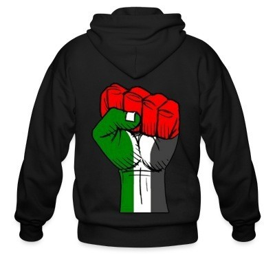 Palestine Raised Fist