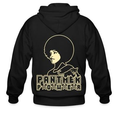 Panther power (Angela Davis)