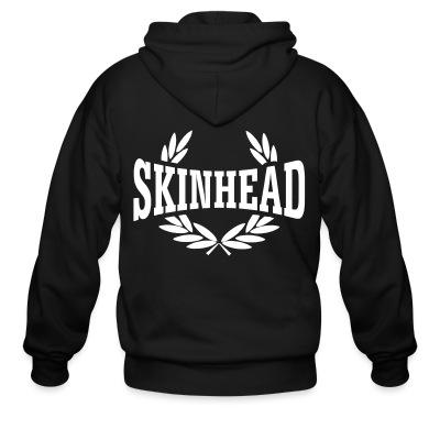 Sweat zippé Skinhead