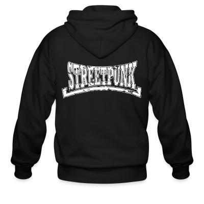 Sweat zippé Streetpunk