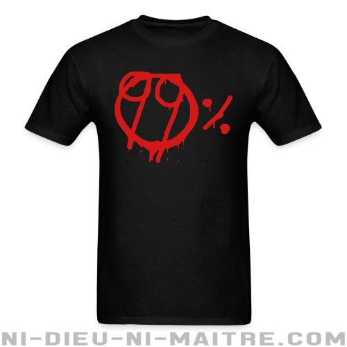 99% - T-shirt Anonymous