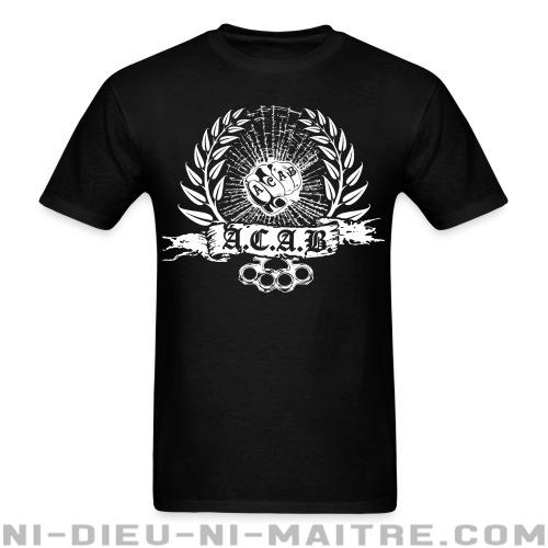 T-shirt standard (unisexe) A.C.A.B. All Cops Are Bastards - ACAB & Abus policiers