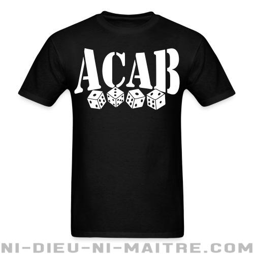 ACAB 1312 - T-shirt ACAB anti-flic