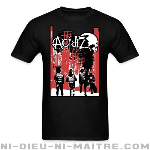 T-shirt ♂ Acidez -