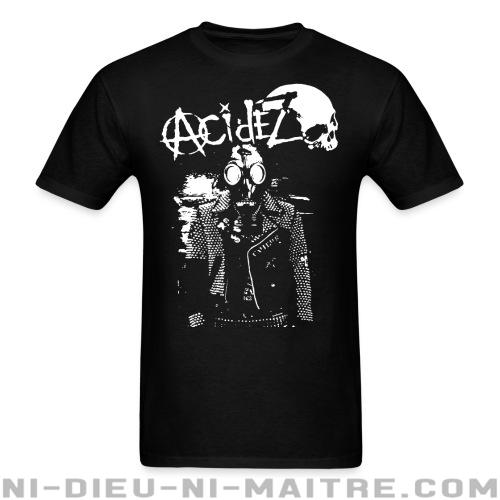 Acidez - T-shirt Band Merch