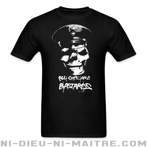 All Cops Are Bastards - T-shirt ACAB anti-violence-policiere