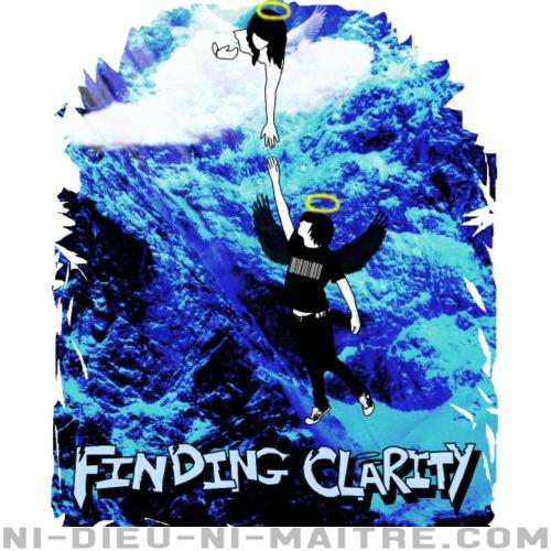 T-shirt standard unisexe Anarchists anonymous - Anonymous