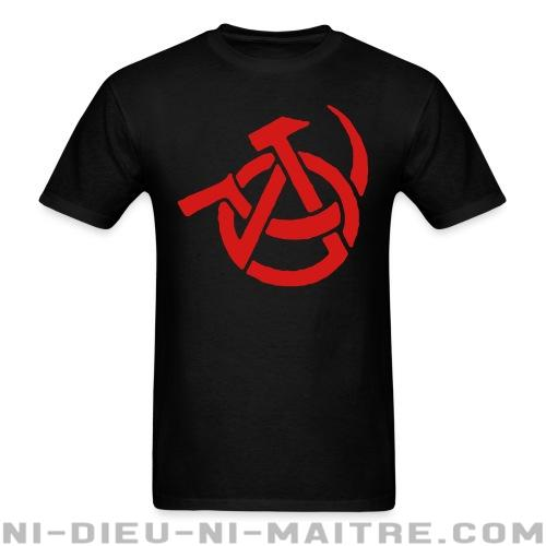 T-shirt standard unisexe Anarcho-Communism - T-Shirts Militants
