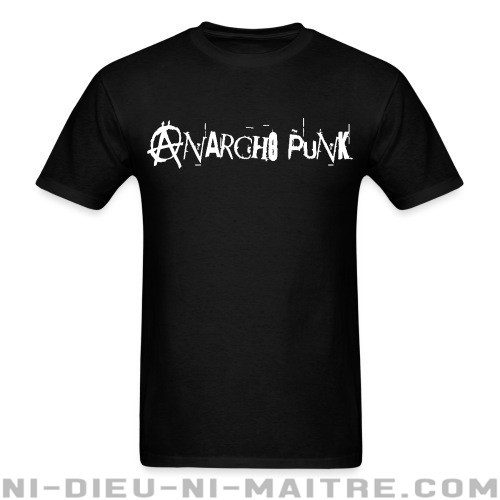 Anarcho punk - T-shirt Punk