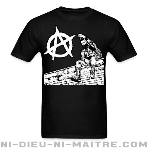 T-shirt standard (unisexe) punk-crust-anarcho-punk-oi - Punks & marginaux