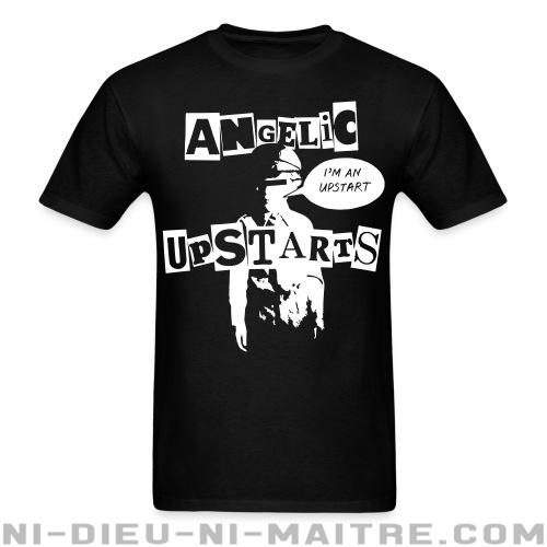 T-shirt ♂ Angelic Upstarts - I\'m an upstart -