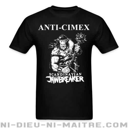 Anti-cimex - Scandinavian jawbreaker - T-shirt Band Merch