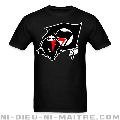T-shirt ♂ t-shirt - Antifa & Anti-racisme