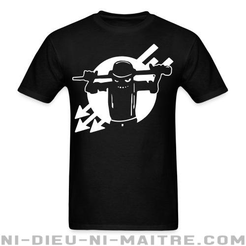 T-shirt Anti-Fasciste - T-shirt Anti-Fasciste