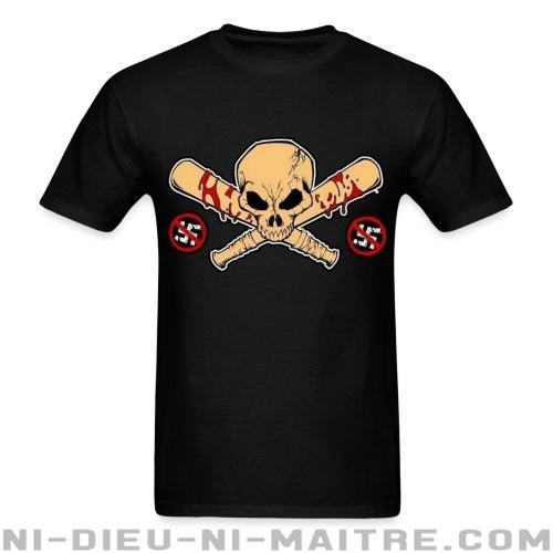 T-shirt avec impression au dos  - Antifa & anti-racisme