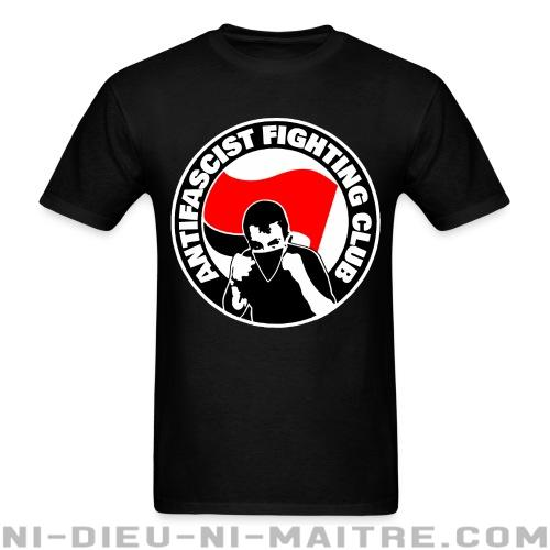 Antifascist fighting club - T-shirt Anti-Fasciste