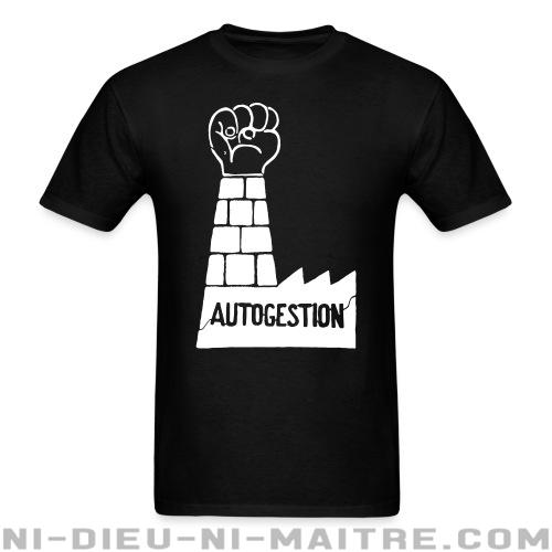 T-shirt standard unisexe Autogestion - T-Shirts Militants