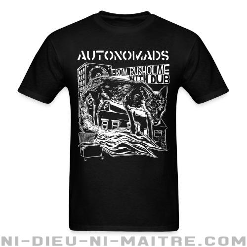 Autonomads - from rusholme with dub - T-shirt Band Merch