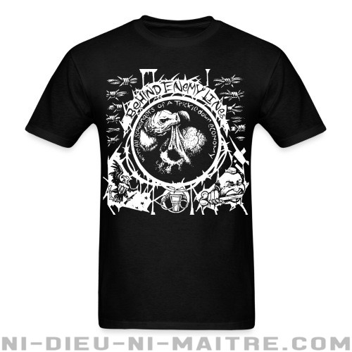 Behind Enemy Lines - T-shirt Band Merch
