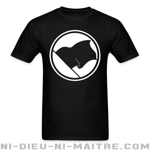 T-shirt standard unisexe Black Flag  - T-Shirts Militants