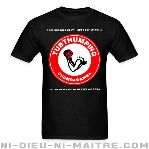 Chumbawamba - tubthumping - T-shirt Band Merch