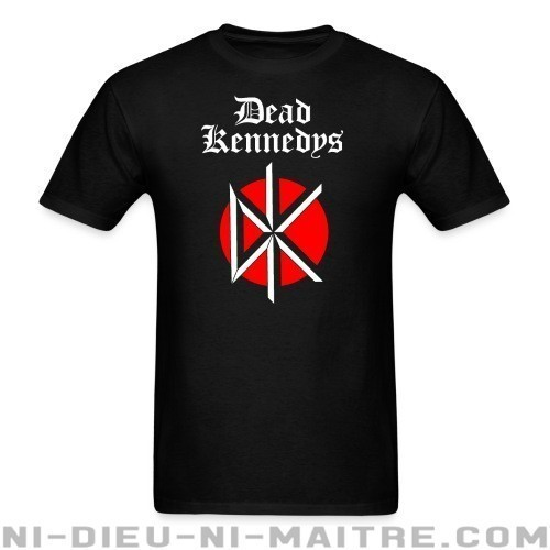 Dead Kennedys - T-shirt Band Merch