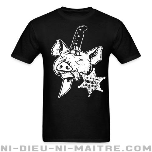 Dead Sheriff - T-shirt ACAB anti-flic