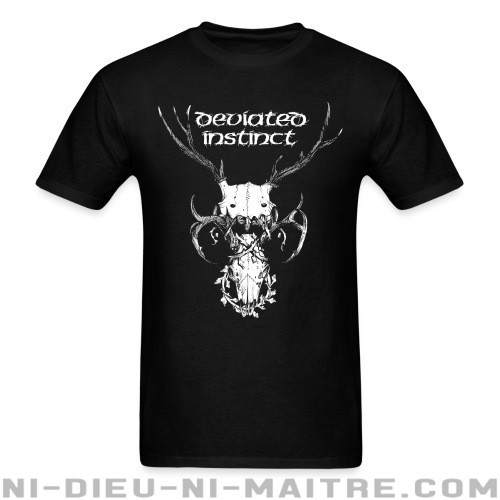 Deviated instinct - T-shirt Band Merch