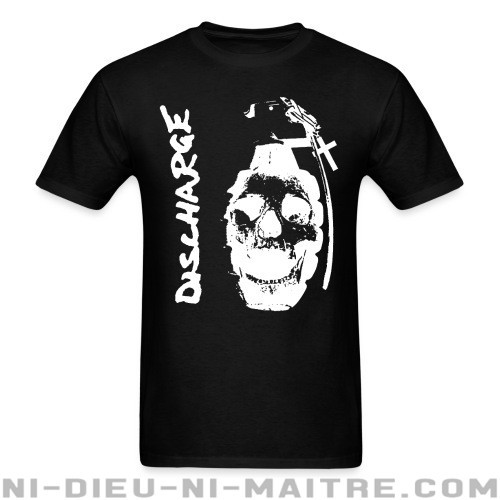 Discharge - T-shirt Band Merch