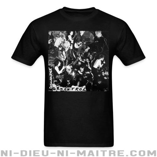 Discharge - Decontrol  - T-shirt Band Merch