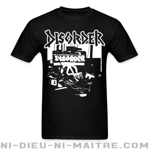 Disorder - T-shirt Band Merch