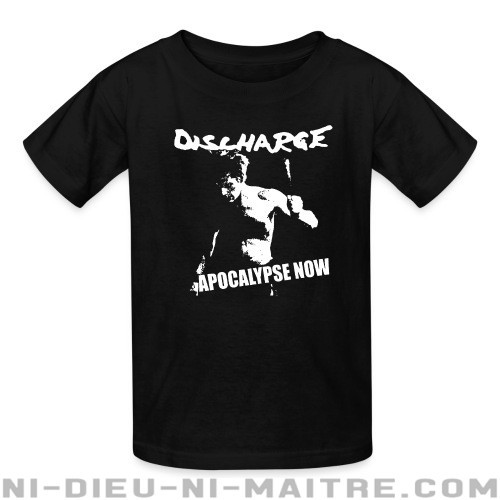 Discharge - Apocalypse now - T-shirts pour enfant Band Merch
