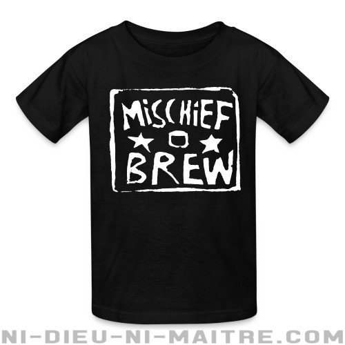 Mischief Brew - T-shirts pour enfant Band Merch