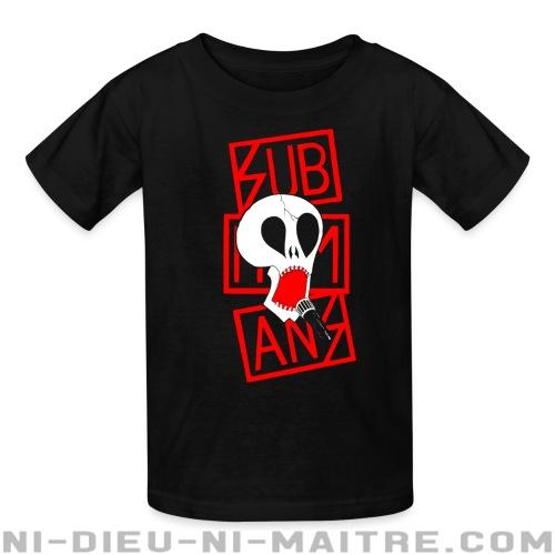 T-shirt enfant Subhumans -
