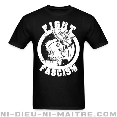 T-shirt standard unisexe Fight fascism - Antifa & anti-racisme