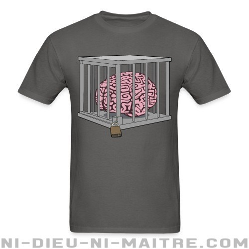 Free your mind - T-shirt humour engagé