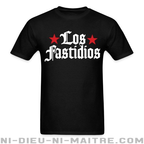Los fastidios - T-shirt Band Merch