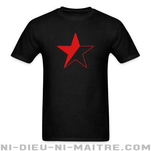 T-shirt standard (unisexe) political-anarchism-revolution-communism-anti-capitalism - Politique & révolution