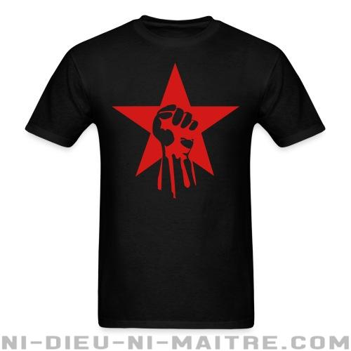 T-shirt ♂ political-anarchism-revolution-communism-anti-capitalism - Politique & révolution