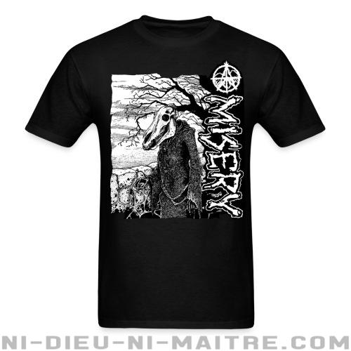 Misery - T-shirt Band Merch