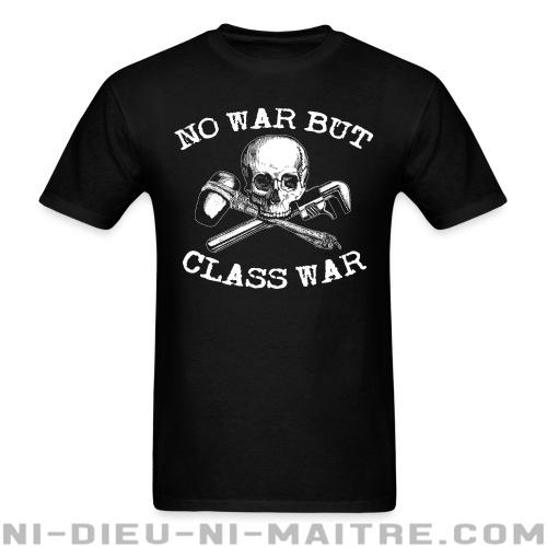 No war but class war - T-shirt imprimé au dos Working Class