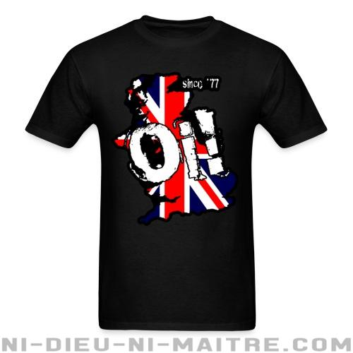 Oi! since '77 - T-shirt Punk