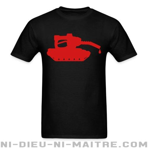 Oil war - T-shirt anti-guerre