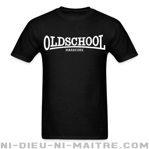 Oldschool hardcore - T-shirt Punk