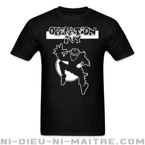 Operation Ivy - Energy - T-shirt Band Merch
