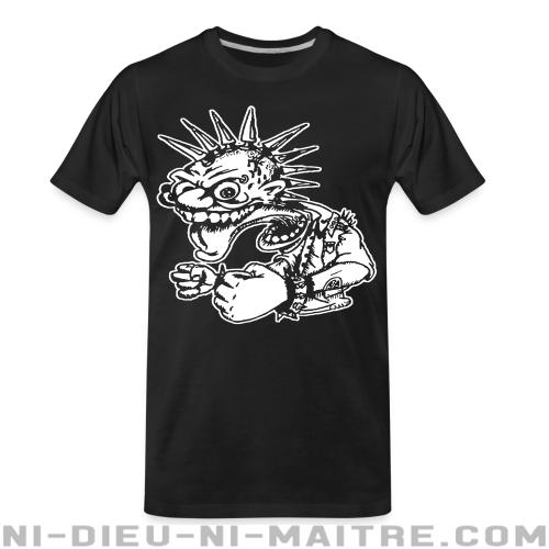 T-shirt organique Punk - T-shirt organique Punk