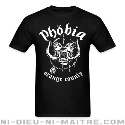 Phobia - Orange county - T-shirt Band Merch